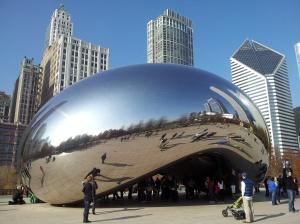 Urban yet friendly: Chicago