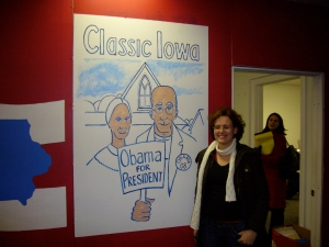 Where it all began: Obama office in Des Moines