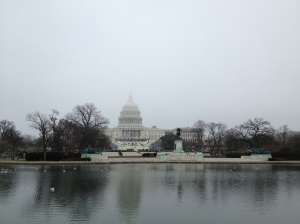 The Capitol is all set for the next inauguration